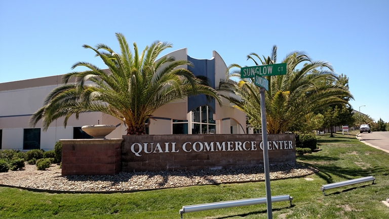 Quail Commerce Center, El Dorado Hills